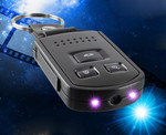 カンタン操作で赤外線撮影もできる最新キーレス型カメラ スパイカメラ スパイダーズX (A-203)の使い方