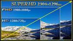 SUPER HDの超高画質!最新ペン型カメラ スパイダーズX P-122の画質比較