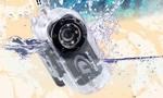赤外線撮影機能付 トイデジ型水中カメラ