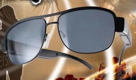 夏といえばサングラス型スパイカメラ! スパイダーズX E-240について