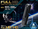 FULLHDの高画質!回転レンズ式最新ペンクリップ型カメラ スパイダーズX (P-360)